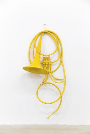 Claes Oldenburg + Coosje van Bruggen Soft French Horn, Unwound, 2002