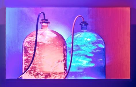 Mike Kelley Bottle 13, 2007