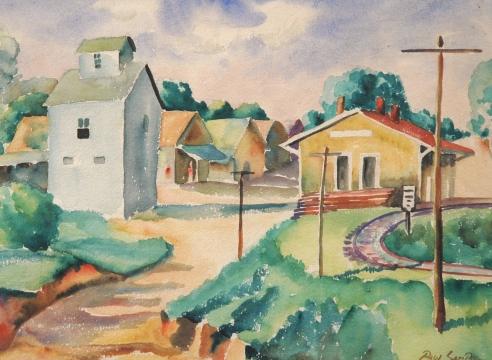 Paul Sample (1896-1947)