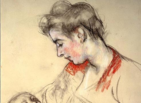 MARY CASSATT (1884-1926)