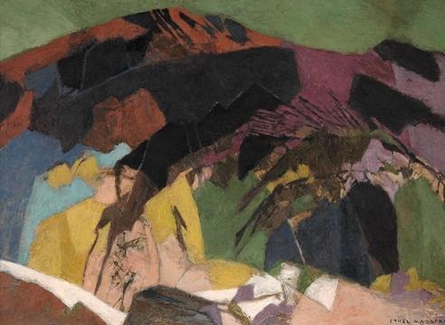 ETHEL MAGAFAN (1916-1993)