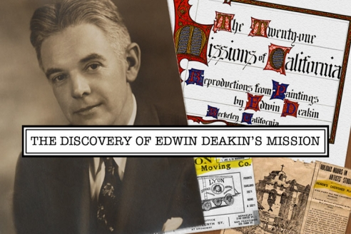 The Discovery of Deakin's Mission