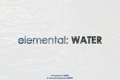 elemental: WATER