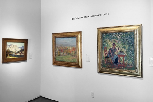 The Summer Impressionists