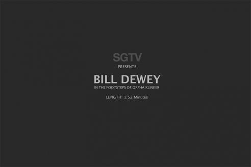 Bill Dewey