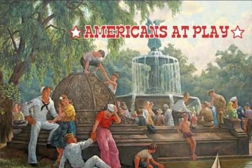 Americans at Play