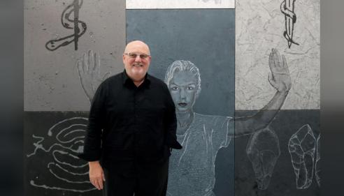 At world's biggest art fair, squeezed mid-market raises concerns