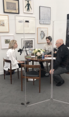 Why Galleries Are Joining the Podcast Wave