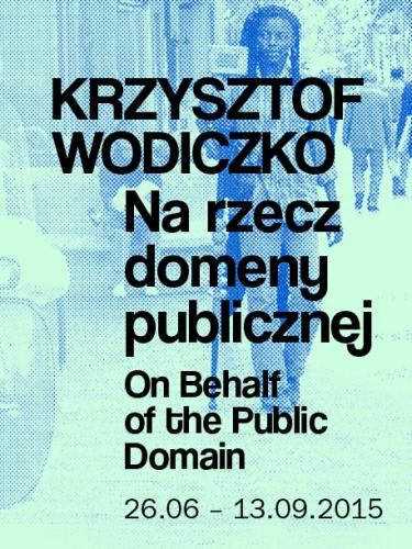 On Behalf of the Public Domain