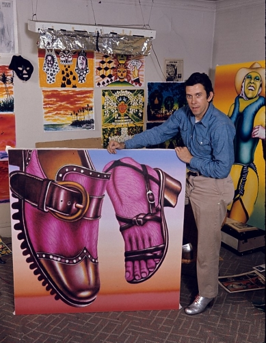 About Ed Paschke