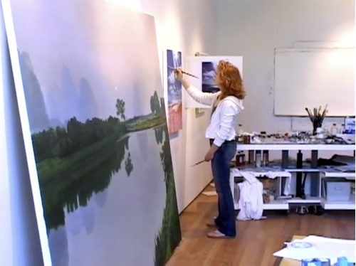 April Gornik: Landscapes