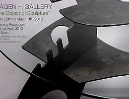 """EXHIBITION """"THE OBJECT OF SCULPTURE"""""""