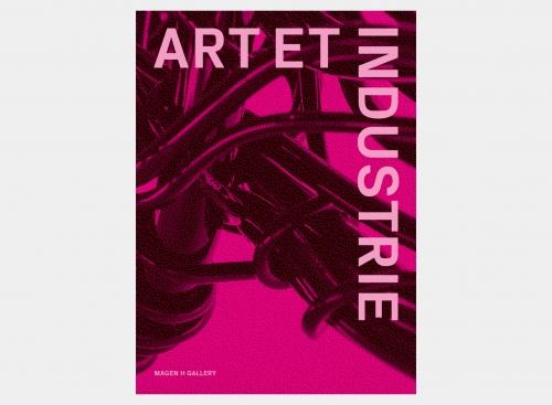 PUBLICATION ANNOUNCEMENT - ART ET INDUSTRIE : 1977-1999