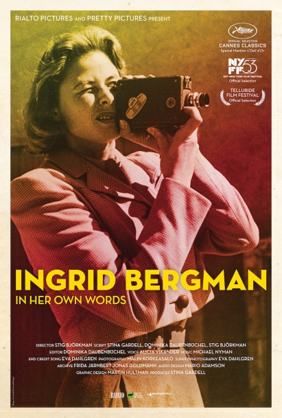 Ingrid Bergman In Her Own Words Play Dates