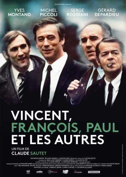 Vincent, François, Paul and the Others Play Dates