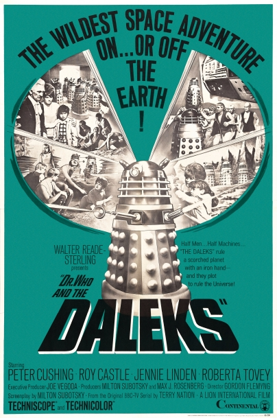Dr. Who and the Daleks Play Dates
