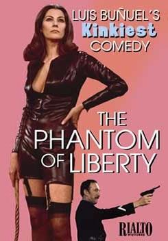 The Phantom of Liberty Play Dates