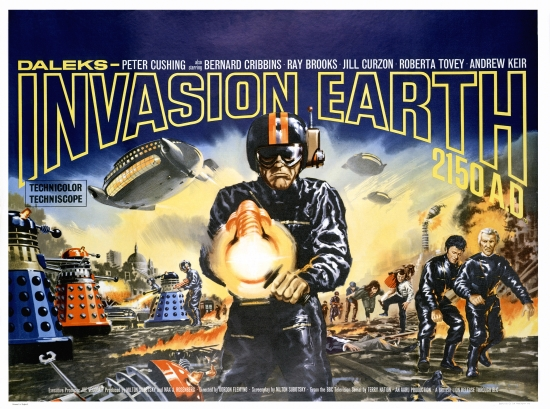 Daleks Invasion Earth Play Dates