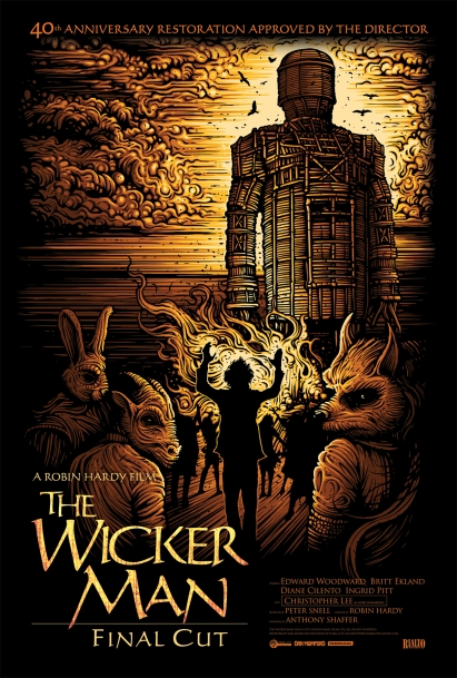 The Wicker Man Play Dates