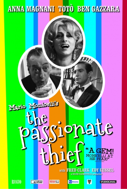 The Passionate Thief Play Dates