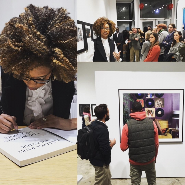 Opening Reception for Fifty Years After: Gordon Parks, Mickalene Thomas and LaToya Ruby Frazier
