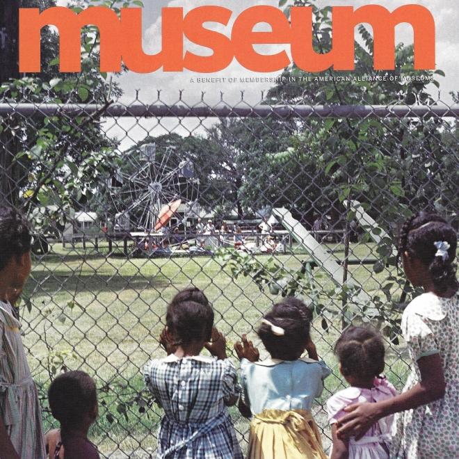 Museum magazine!