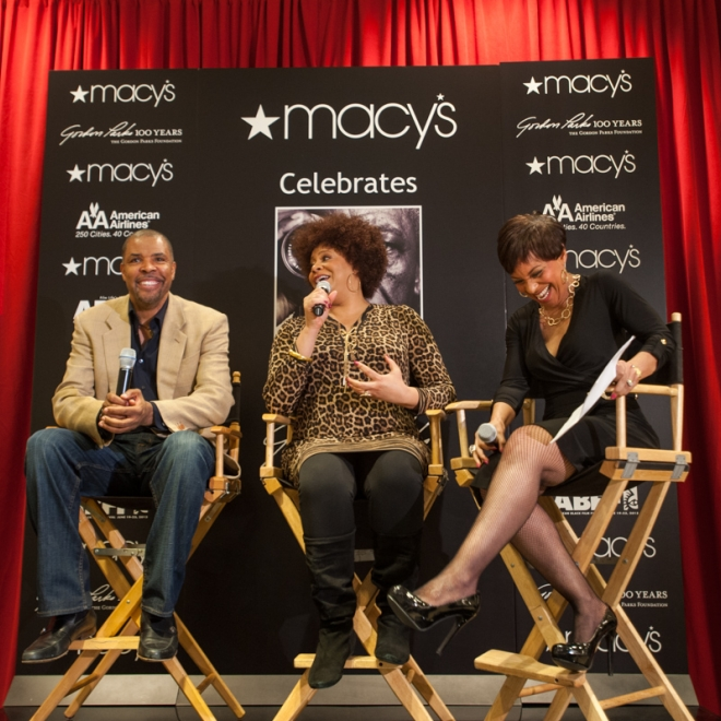 Macy's Celebrates Gordon Parks during Black History Month