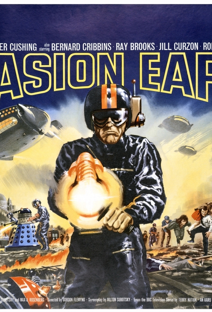 Daleks - Invasion Earth, 2150 A.D.