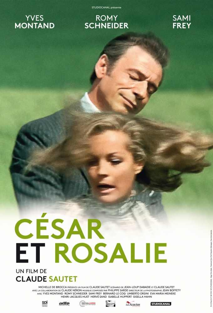 César and Rosalie