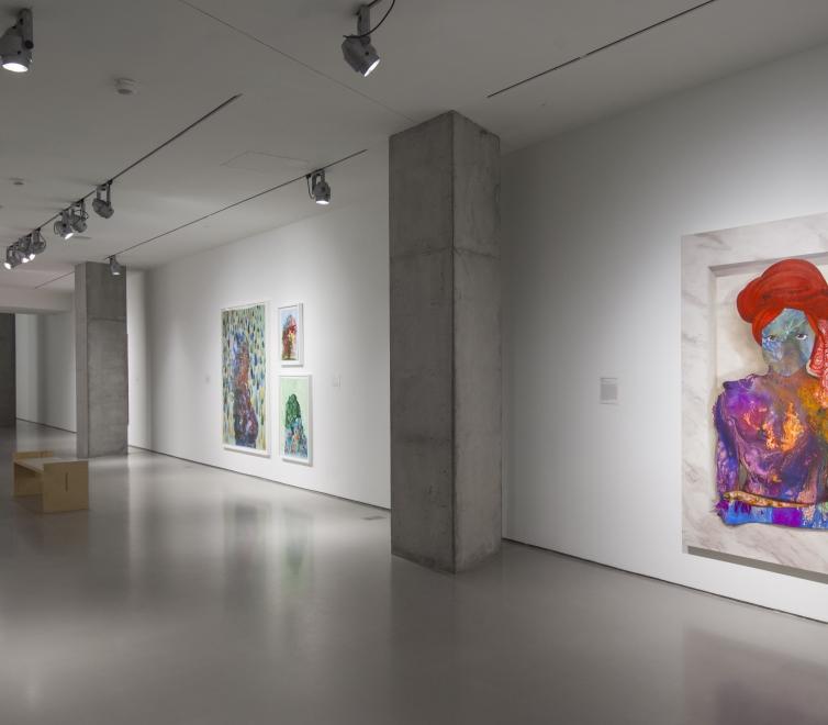 Firelei Báez at Contemporary Arts Center Cincinnati