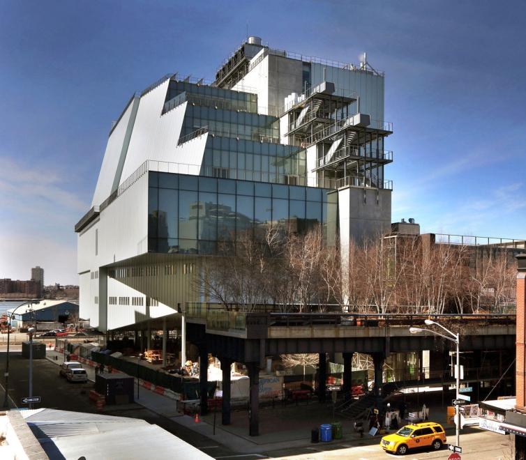 Jordan Nassar and Trenton Doyle Hancock at the Whitney Museum of American Art