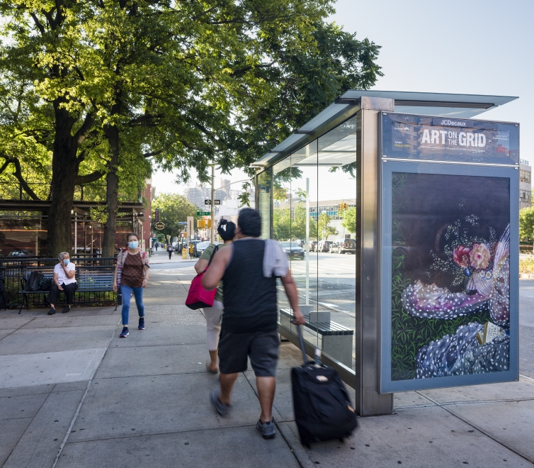 Firelei Báez for the Public Art Fund