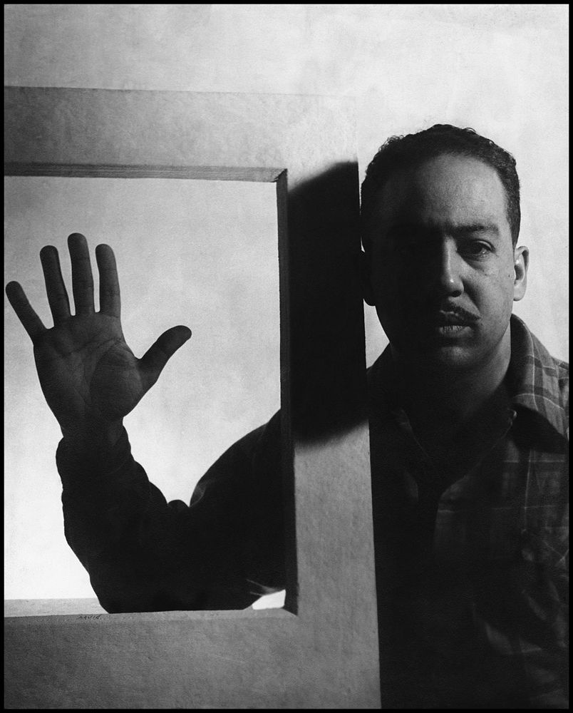 Langston Hughes, Chicago, Illinois, 1941