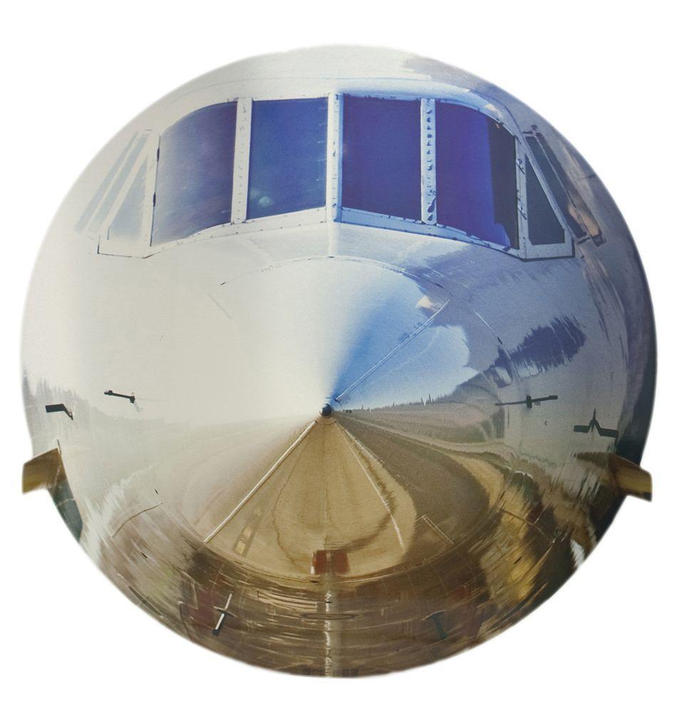 """Manolo Chrétien """"Concorde II, Ed. V/V"""" Galerie LeRoyer"""