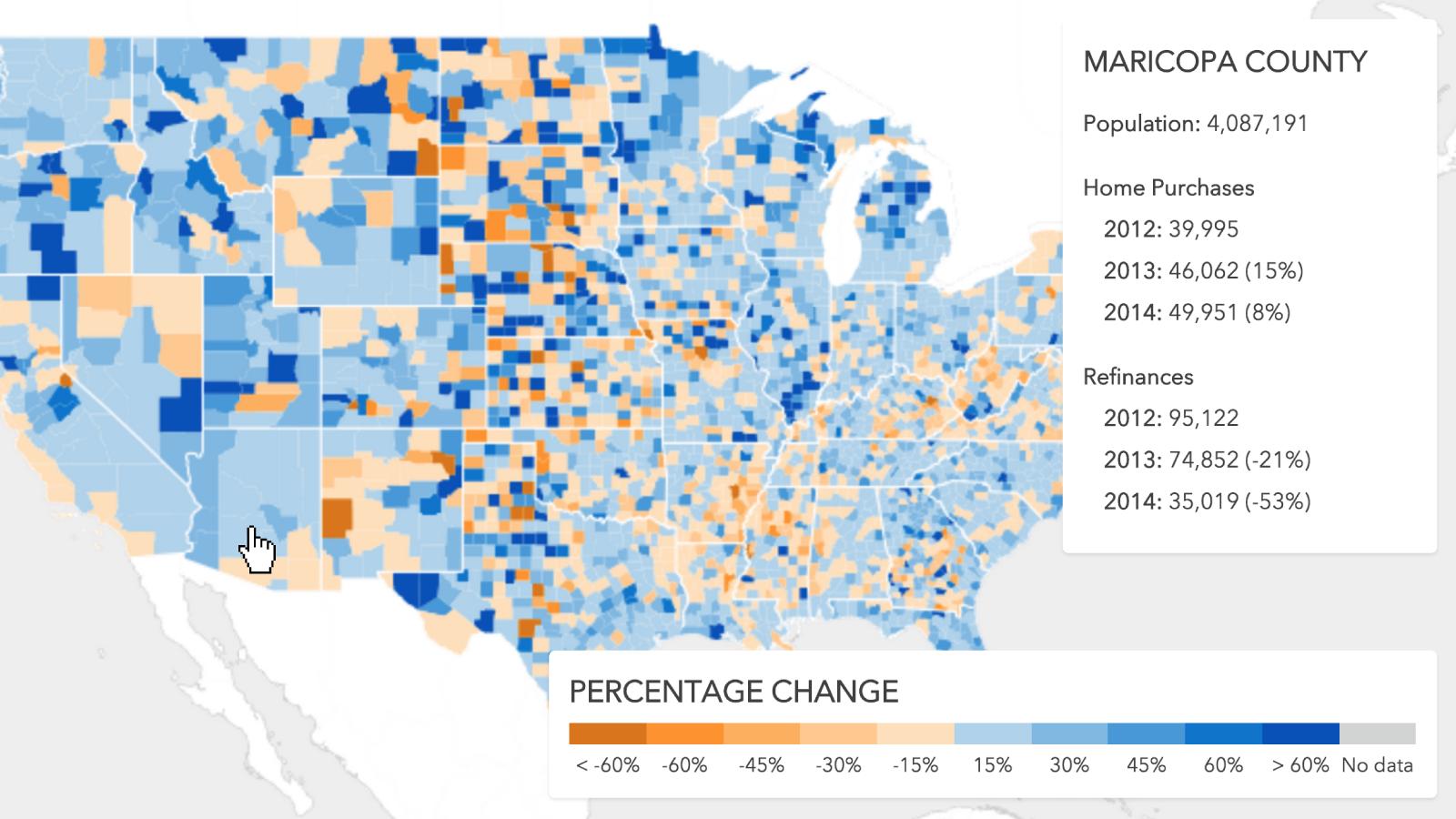 HMDA 2014 data