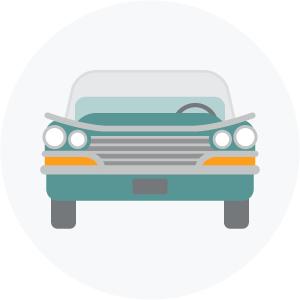Illustration of a car