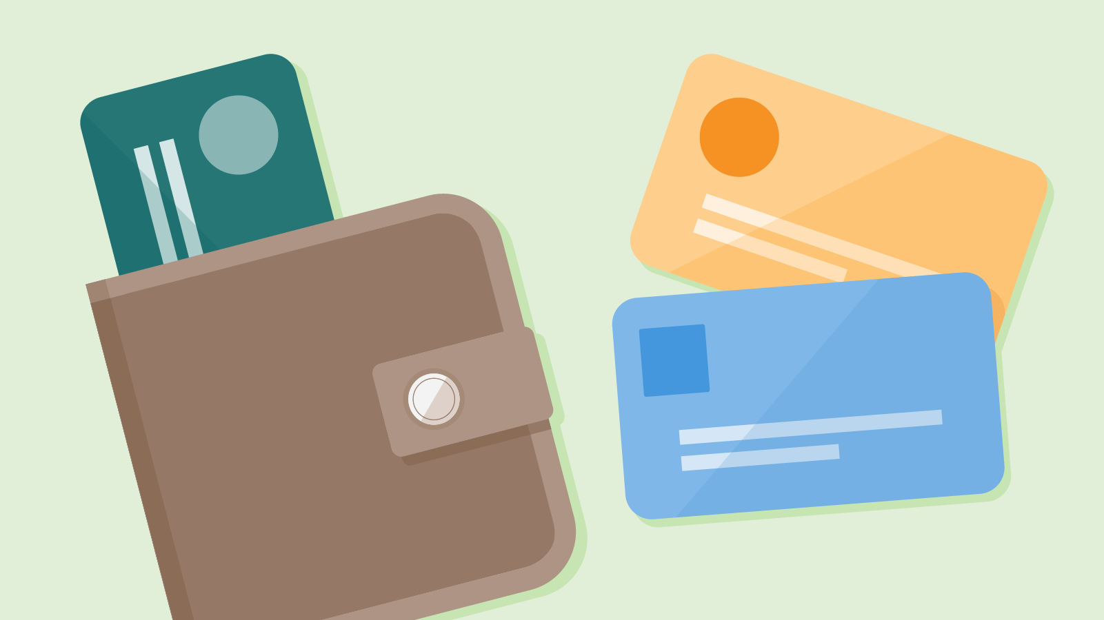 Promotional credit cards