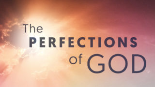 Series the perfections of god