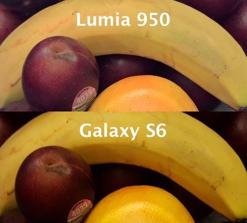 Camera Quality Comparison