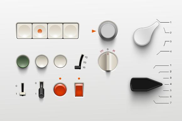 Braun UI by Adrien Olczak