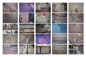 Urban Decay 25 Texture Pack by The Warehouse on Creative Market