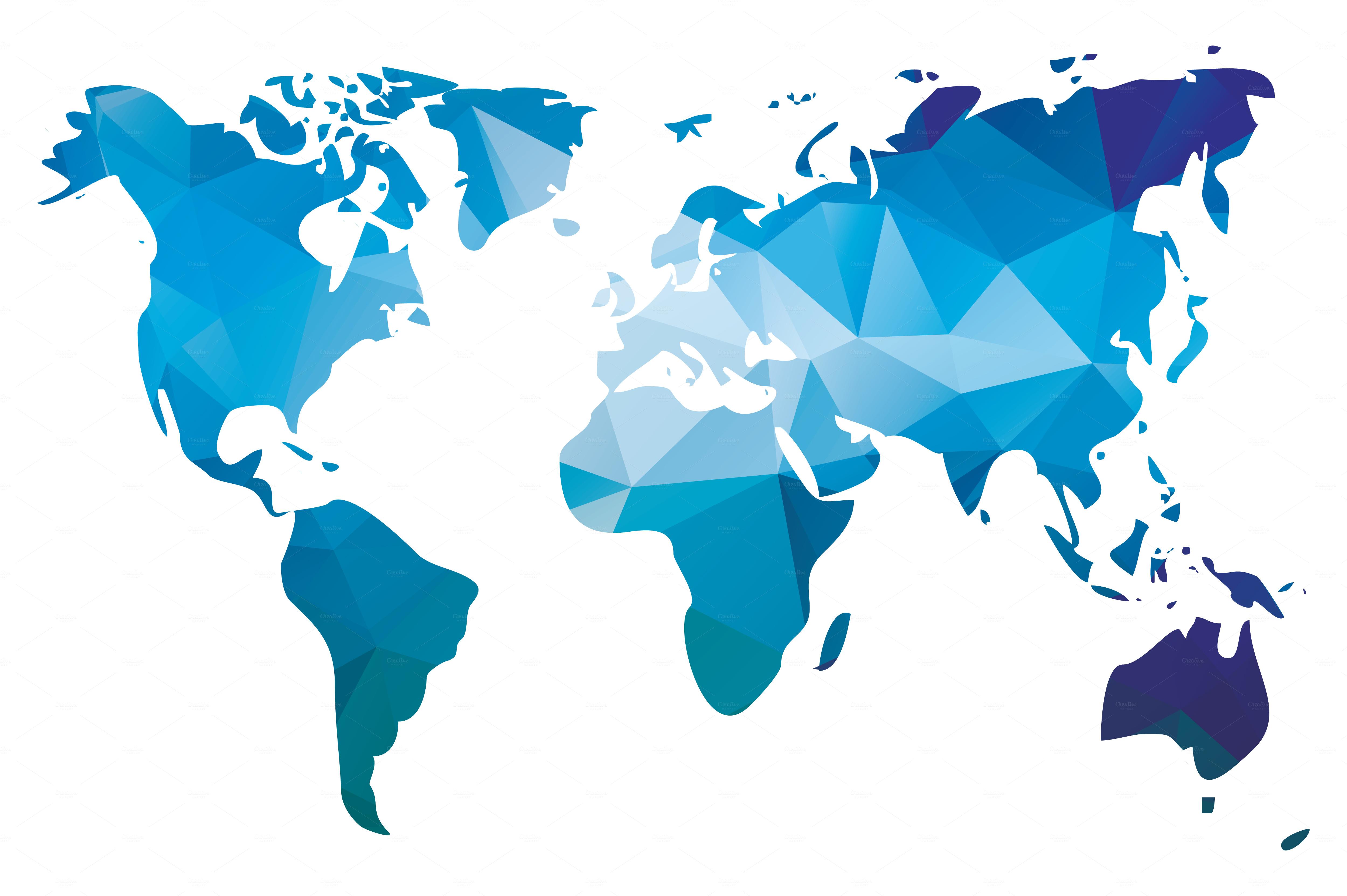 10 world maps in different design illustrations on for Map designer free