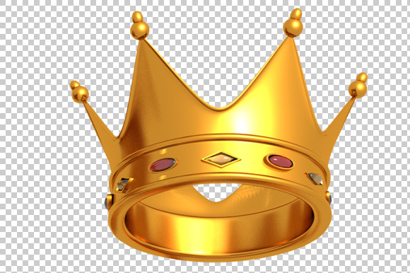 crown 3d render png   graphics on creative market prince crown clip art black and white prince crown clipart images