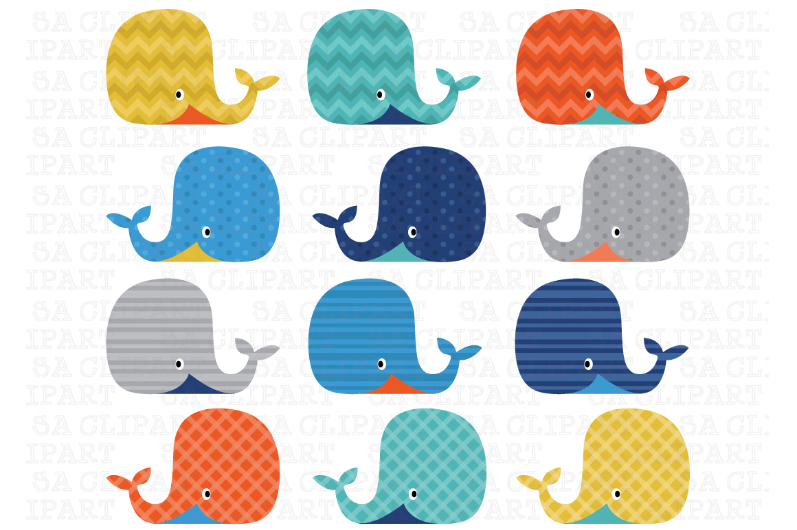 clipart baby shower whale - photo #43