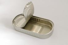 Sardine can creative market for Empty sardine cans