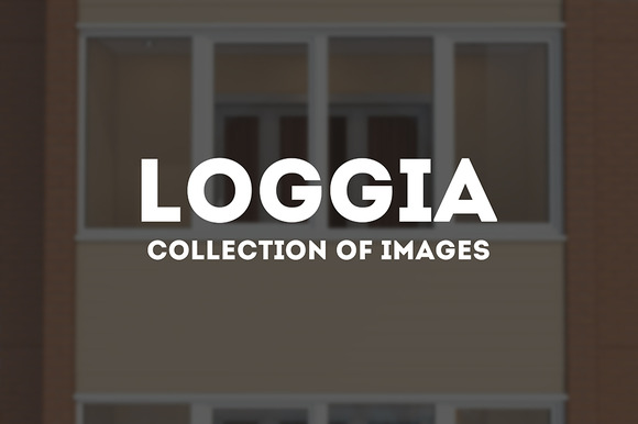 Loggia Collection Of Images