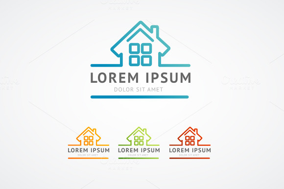 35 Best Looking Real Estate Logos For 2017 | InfoParrot