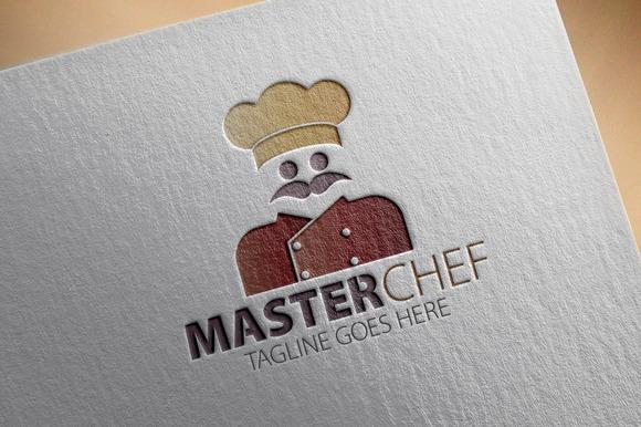 Gambar Logo Master Chef Gambar Logo Master Chef Tengkorak Designtube Creative Design Content