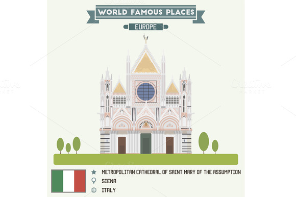 Cathedral Of Saint Mary Siena