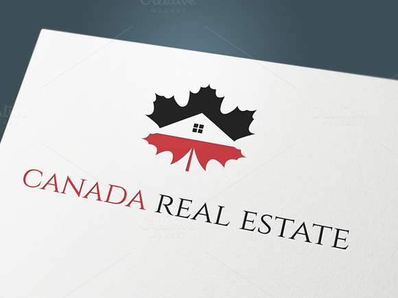 "Logo "" Canada Real Estate"" - Logos - 1"